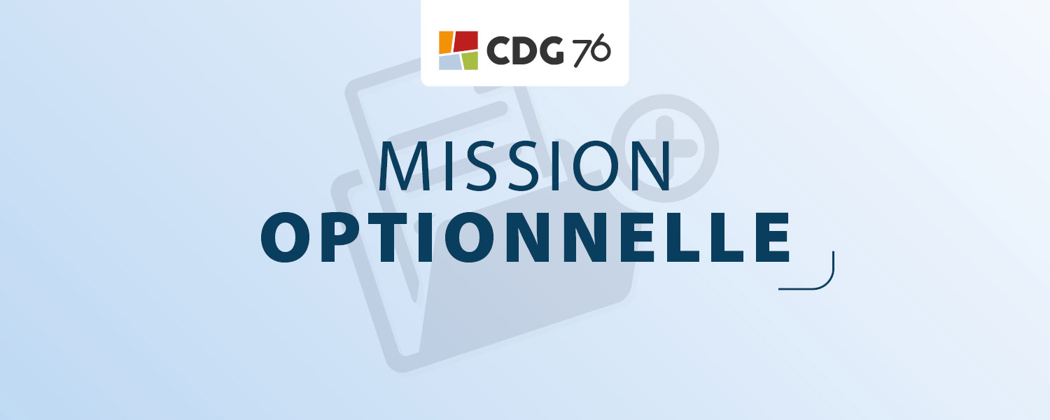 mission optionnelle CDG 76