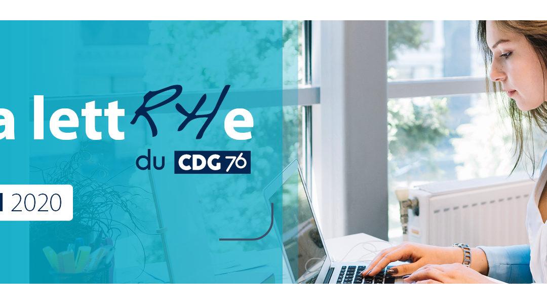 La LettRHe du CDG 76 (juin 2020)