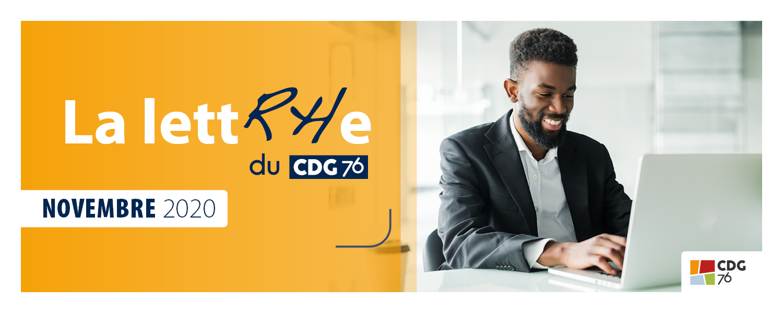 La LettRHe du CDG 76 (novembre 2020)