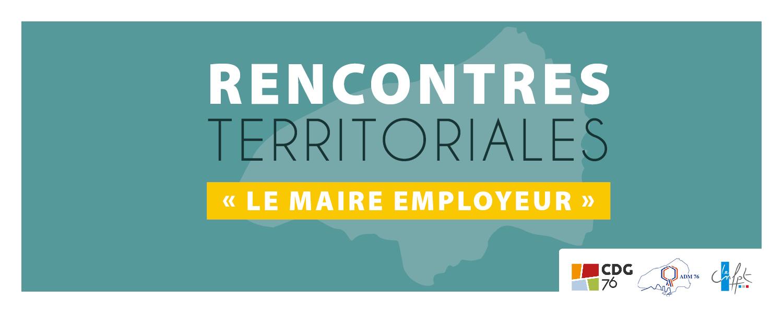 Rencontres territoriales du 07 septembre au 09 novembre 2021